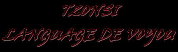 T2OnSi - Langage De Voyou AVEC LES DEDICASSE (2011)