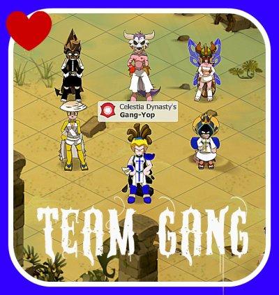 Présentation de la Team !