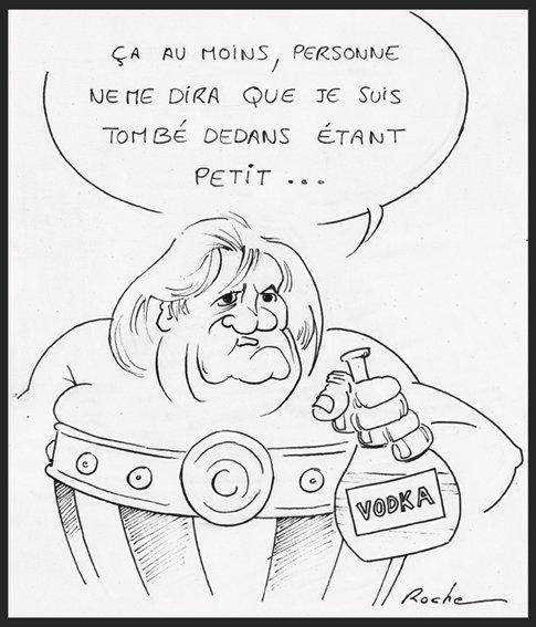 Dans les salles début 2013 : Depardieu chez les Russes !