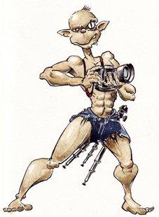 dessinateur illustrateur caricaturiste