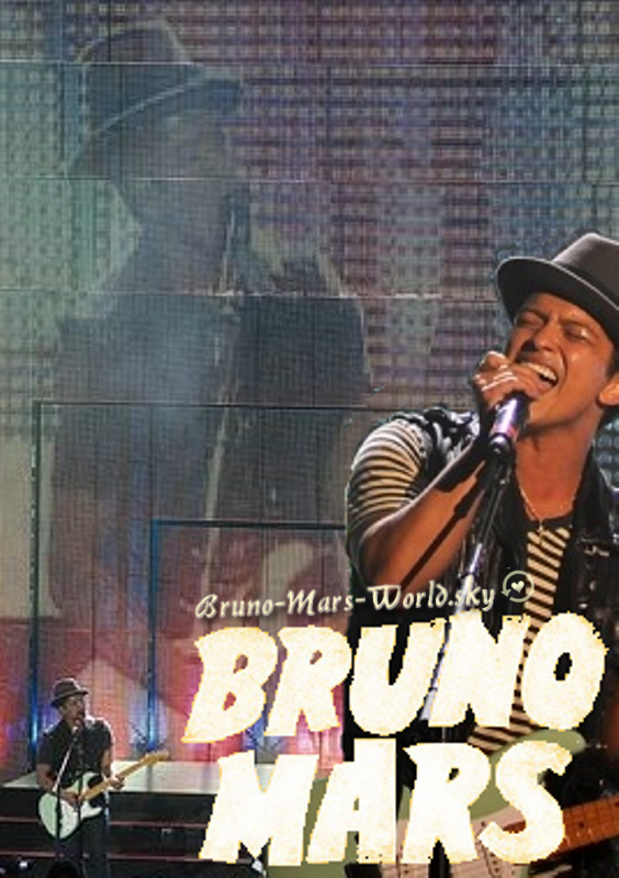 #Bruno Mars ●Ta Source N°1 Sur Bruno Mars - Un Blog froncofone