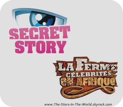 Secret Story & La Ferme Célébrités en Afrique Newsletter ● Amis ● Devien Fan