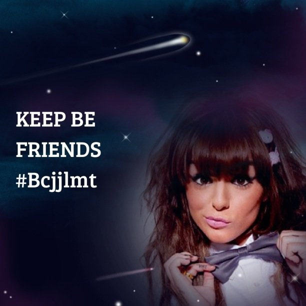 Keep be friend forever