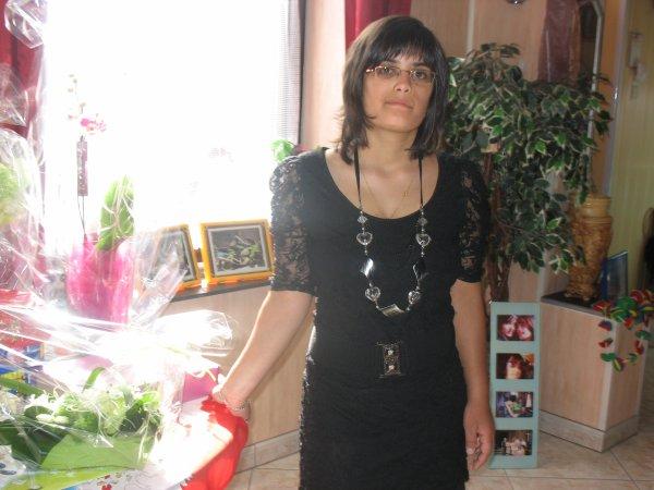 mai 2011 anniversaire cousine Shirley