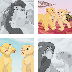 [ Catégorie Disney ] Le roi lion / The lion king