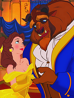 [ Catégorie Disney ] La belle et la bête / Beauty and the beast