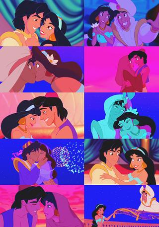[ Catégorie Disney ] Aladdin