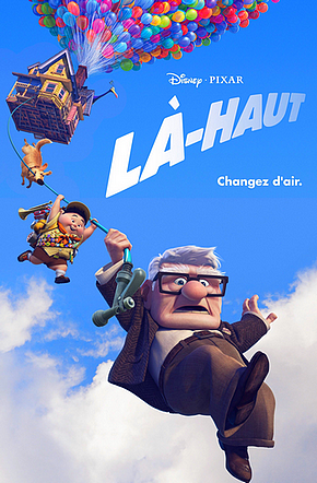 [ Catégorie Disney ] Là - Haut / Up