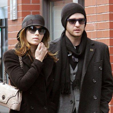 Justin Timberlake et Jessica Biel à nouveau ensemble