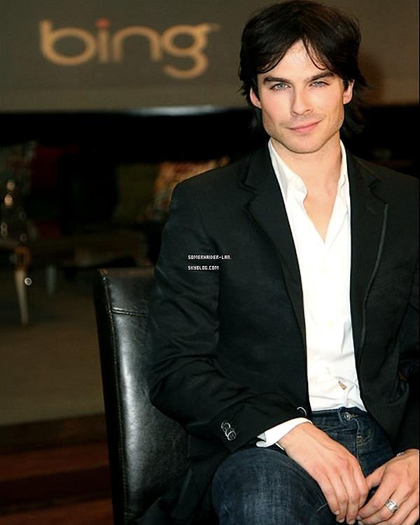 10/09: Ian et Nina étaient à la première de la CW + Interview de Ian.          Ajoutes-moi à tes amis ♥ - ajoute-moi dans tes favoris ♥ - Newsletter ♥
