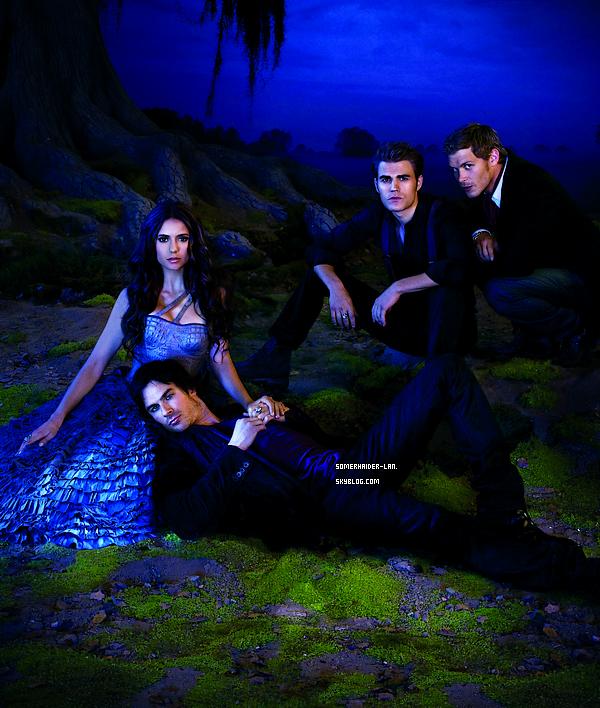 Découvre deux nouveaux poster de Ian & le Cast pour la saison 3 de The Vampires Diaries.   Ajoutes-moi à tes amis ♥ - ajoute-moi dans tes favoris ♥ - Newsletter ♥