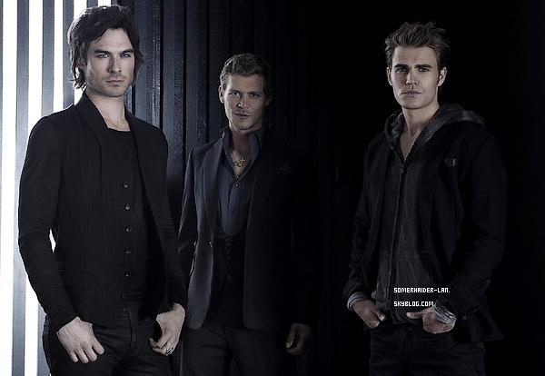 Découvrez des nouvelles photos du shoot de la saison 3 de TVD!     Ajoutes-moi à tes amis ♥ - ajoute-moi dans tes favoris ♥ - Newsletter ♥