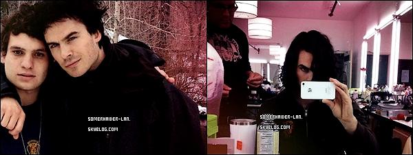 19 Février 2012 : Ian Somerhalder était au 10e Anniversaire de ' Share Your Heart Ball '. Ajoutes-moi à tes amis ♥ - ajoute-moi dans tes favoris ♥ - Newsletter ♥
