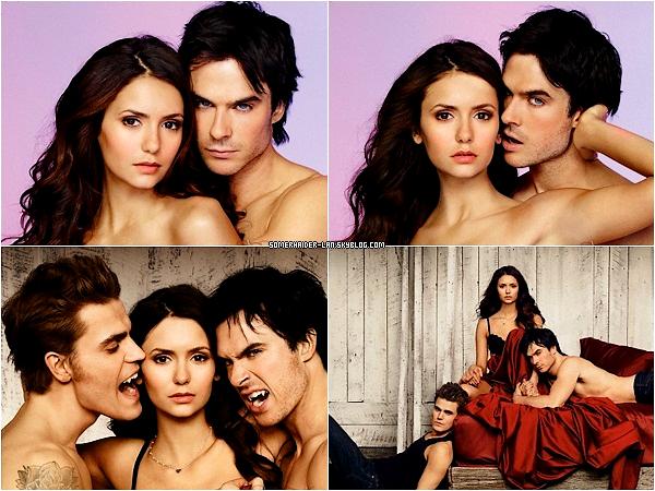 19 Avril 2012 : Découvre le sypnosis et la video de l'épisode 3x19 de TVD + Des nouvelle photos d'un photoshoot du trio . Ajoutes-moi à tes amis ♥ - ajoute-moi dans tes favoris ♥ - Newsletter ♥