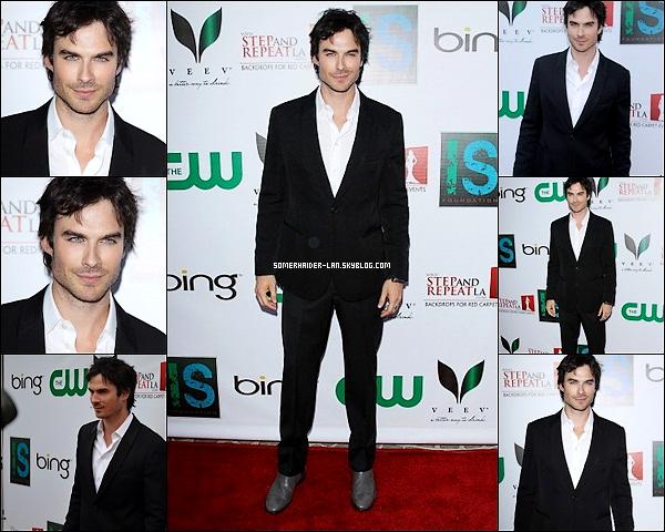 """21 avril 2012 :  Découvre des photos de Ian à sa soirée """" ISF The Influence Affair """" et de L'after party . Ajoutes-moi à tes amis ♥ - ajoute-moi dans tes favoris ♥ - Newsletter ♥"""