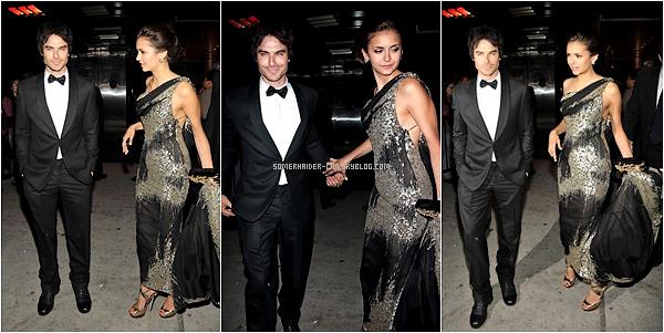 """7 Mai 2012 : Ian faisait du shopping (New York), un peu plus tard dans la journée il était avec Nina au """"Met gala"""" . Ajoutes-moi à tes amis ♥ - ajoute-moi dans tes favoris ♥ - Newsletter ♥"""