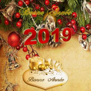 J souhaite une bonne année 2019 à tout le monde.