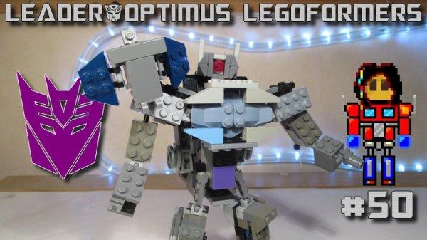 Legoformer Neo Shockwave