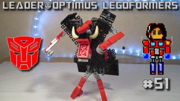 Legoformer Horn Rim