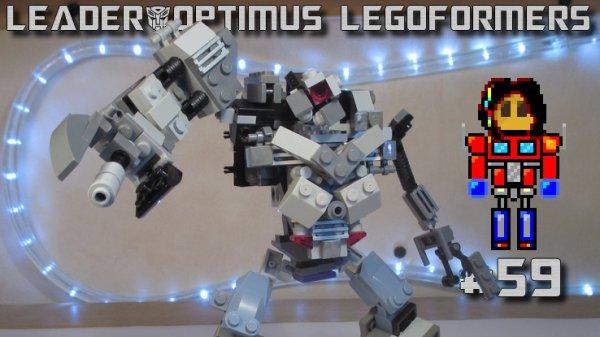 Legoformer ROTF Megatron
