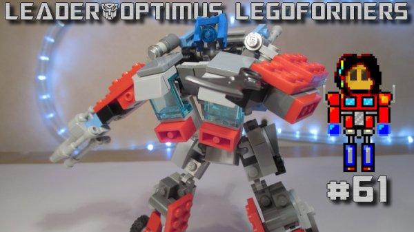 Legoformer Movie Optimus Prime