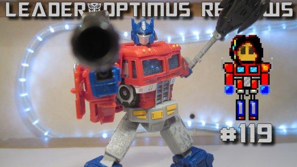 La collec' : Siege Voyager Optimus Prime
