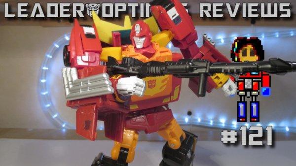 La collec' : Power of the Primes Hot Rod/Rodimus Prime
