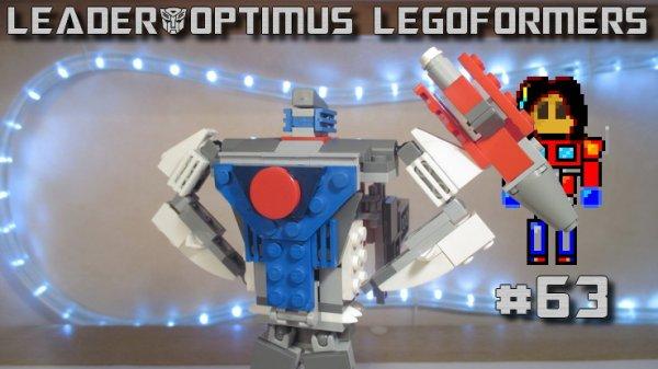 Legoformer Victory Saber