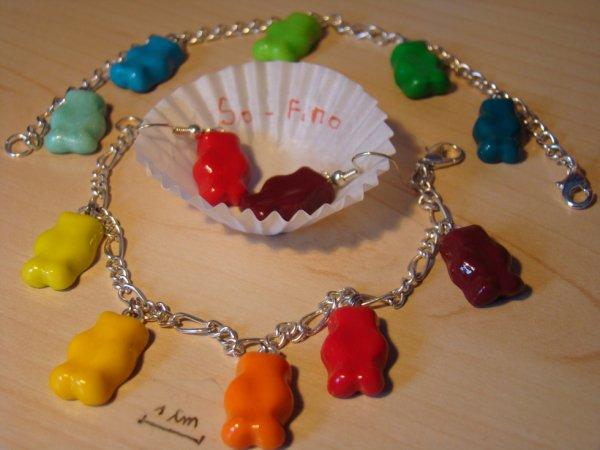 Gummy Bears <3