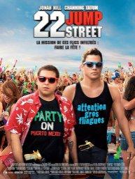 Critique de la semaine : 22 jump street
