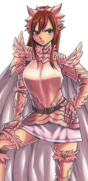 Erza scarlett  2