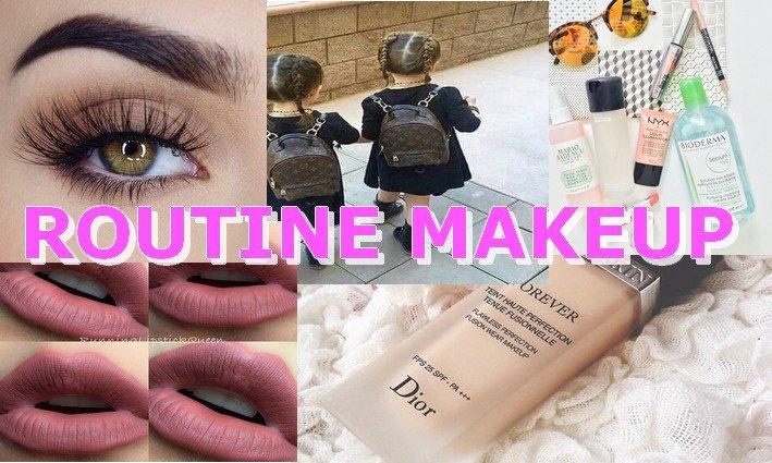 Routine Maquillage