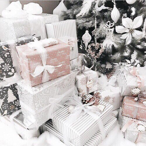 Haul cadeaux de Noël