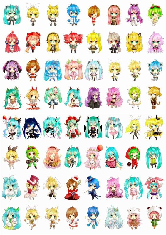 Vocaloid <3