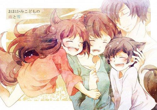 Les enfants loups: Ame & Yuki :33