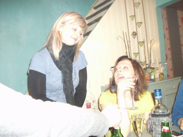 ptite soire entre amies sur Béthune