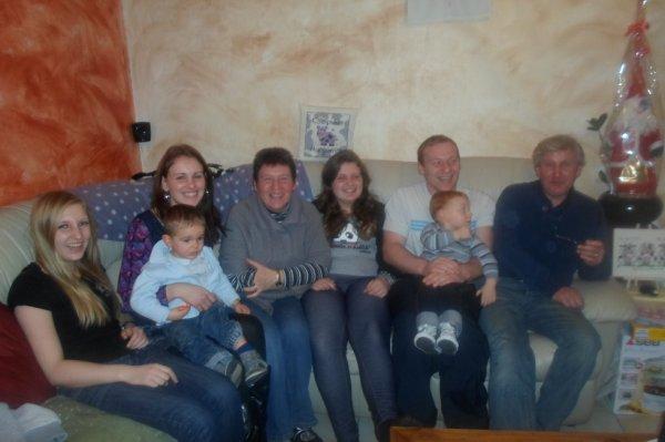 notre petite familles 2012