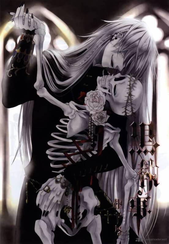 Le dieux de la mort!