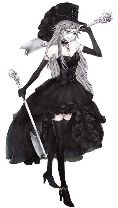 La reine démoniaque