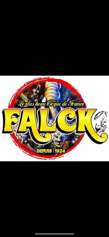 LE PLUS BEAU CIRQUE DE FRANCE FALCK DEPUIS 1924 !