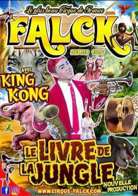 "NOUVELLE AFFICHE ""KING KONG"" !!"