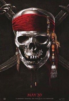 Pirates des Caraibes 4 - La Fontaine de Jouvence. ♥