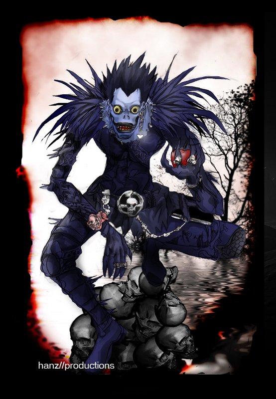 Présentation Death Note