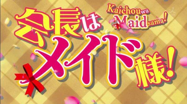 Kaitchou Wa Maid-sama