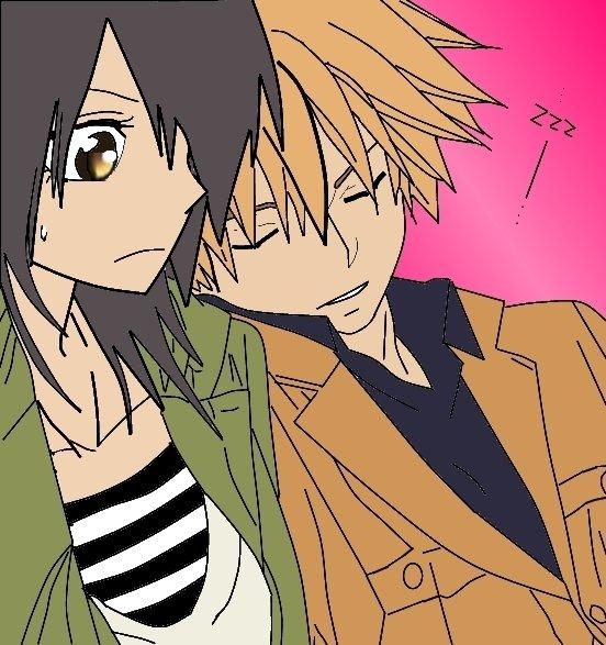 Les meilleurs image de kaitchou wa maid-sama