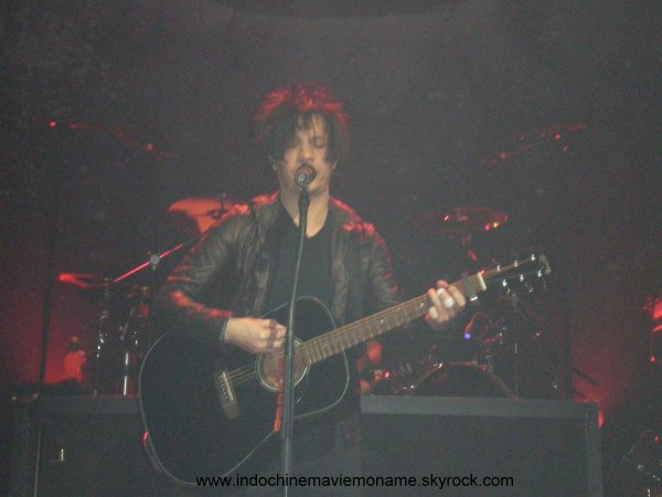 indochine a clermond le 23 janvier