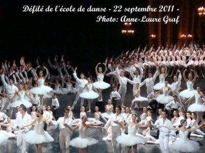 L'opéra de Paris !!!!