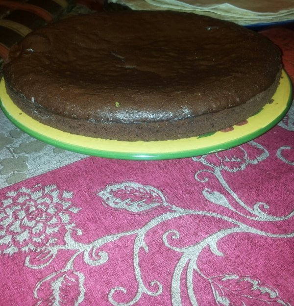 Un Fondant au Chocolat!