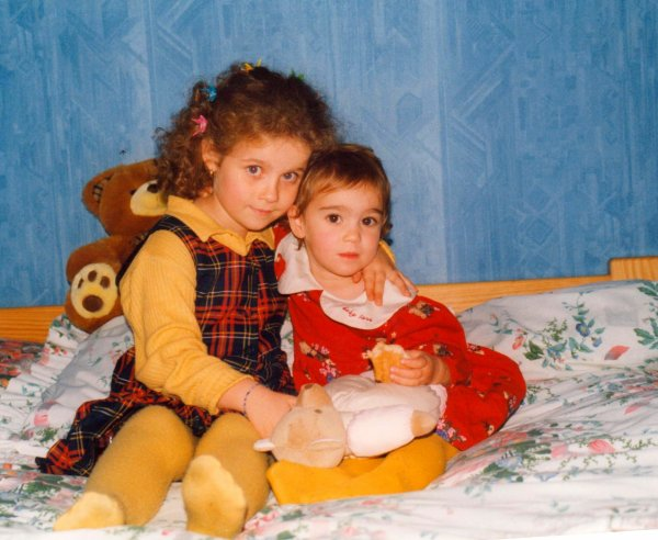 Audrey & Alexandra