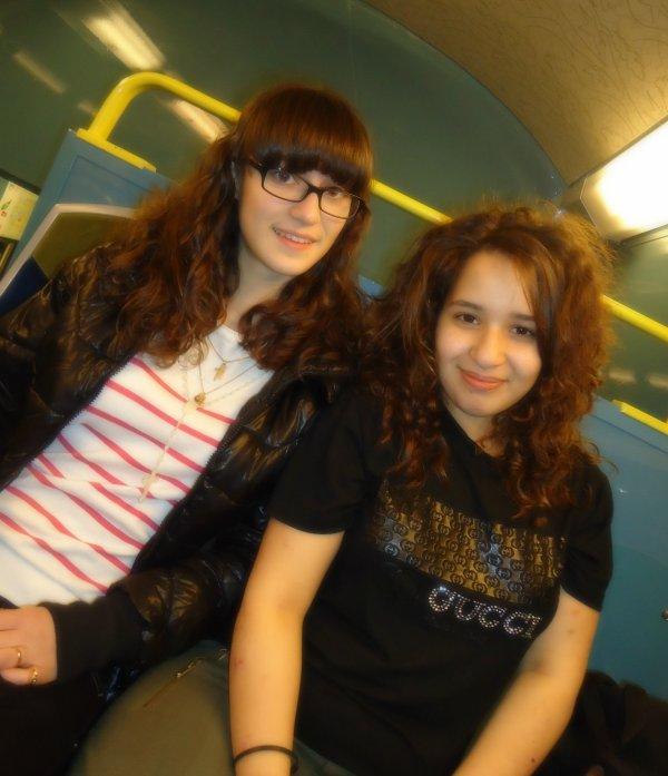 Sarah & Alexandra